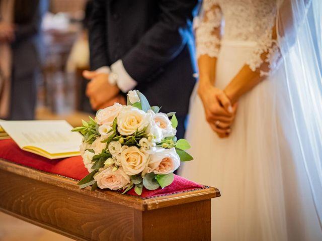 Il matrimonio di Alessandro e Alessandra a Brunello, Varese 71