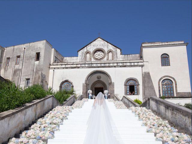 Il matrimonio di Arianna e Vincenzo a Nocera Inferiore, Salerno 10