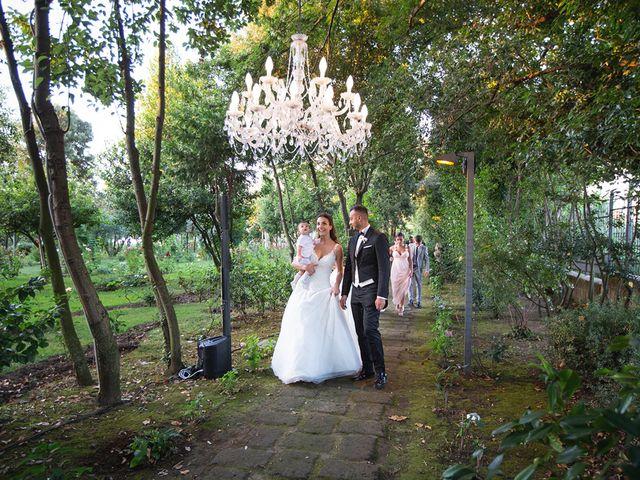 Il matrimonio di Arianna e Vincenzo a Nocera Inferiore, Salerno 13