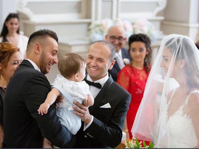 Il matrimonio di Arianna e Vincenzo a Nocera Inferiore, Salerno 31