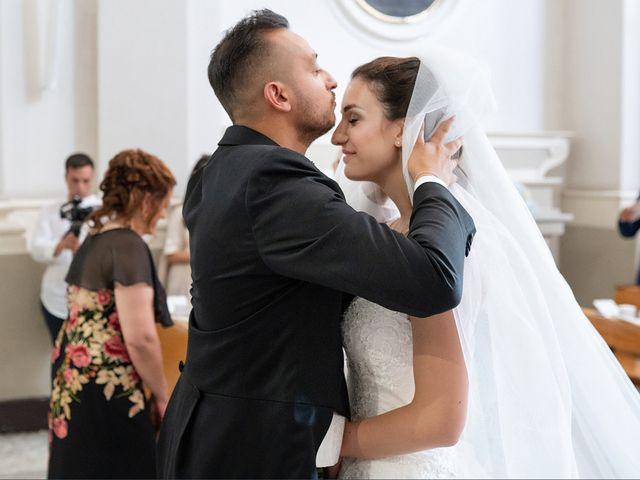 Il matrimonio di Arianna e Vincenzo a Nocera Inferiore, Salerno 36