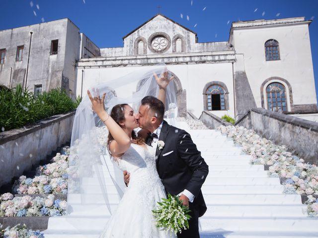 Il matrimonio di Arianna e Vincenzo a Nocera Inferiore, Salerno 40
