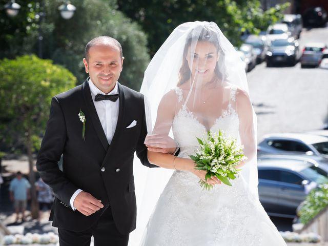 Il matrimonio di Arianna e Vincenzo a Nocera Inferiore, Salerno 48
