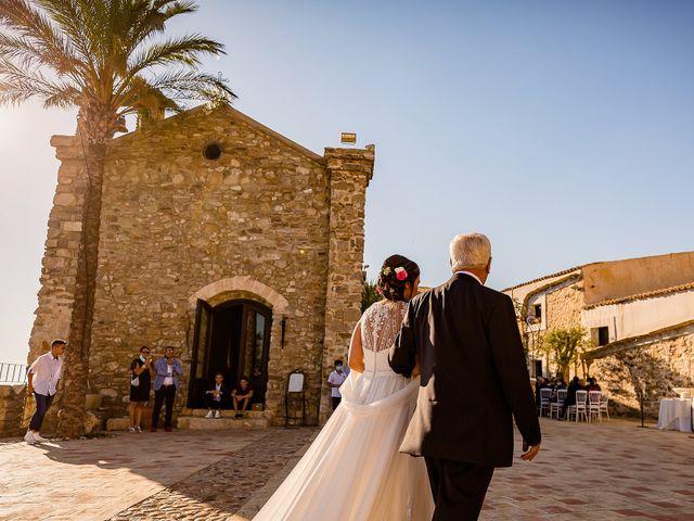 Il matrimonio di Carola e Antonio a Siculiana, Agrigento 2