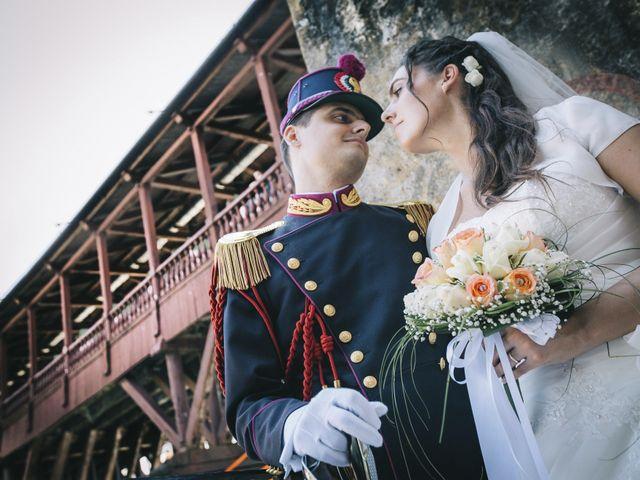 le nozze di Silvia e Manuel