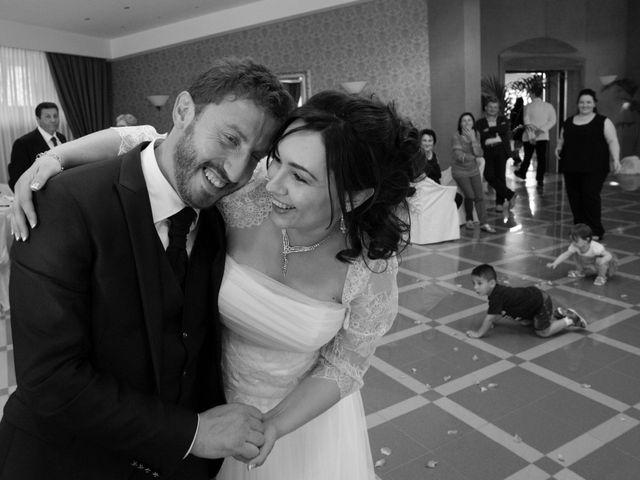 le nozze di Simona e Clemente