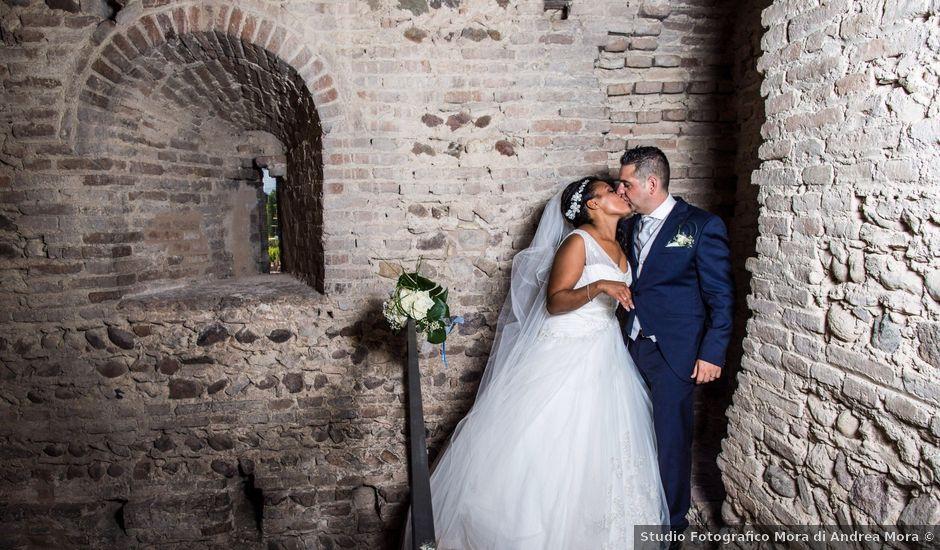 Il matrimonio di Alberto e Jasmine a Villafranca di Verona, Verona