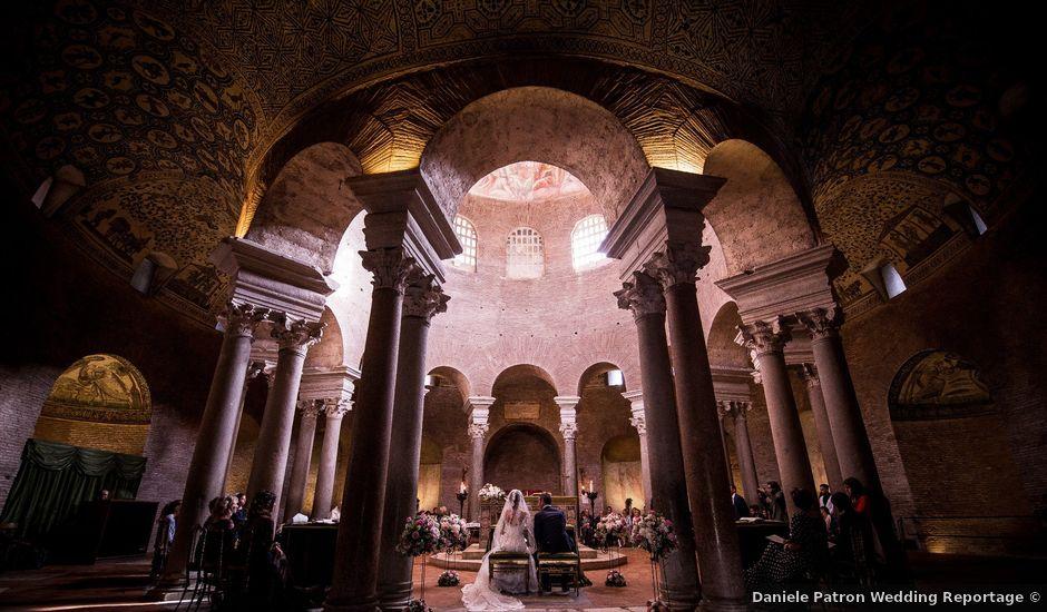 Il matrimonio di Federico e Federica a Roma, Roma