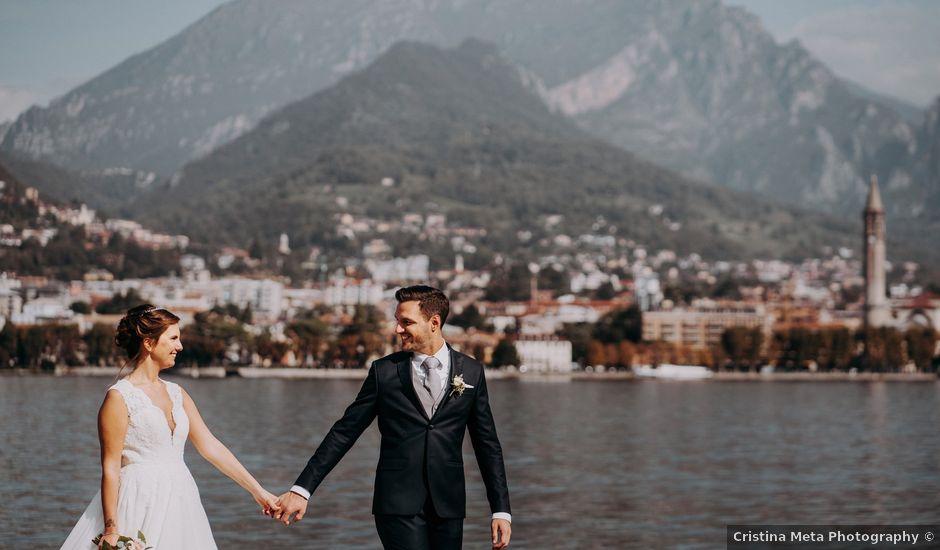 Il matrimonio di Leonardo e Alessandra a Lecco, Lecco