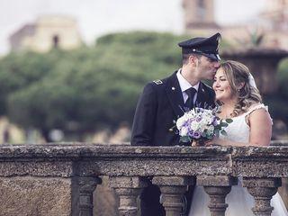 Le nozze di Marta e Francesco 1