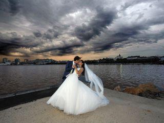 Le nozze di Sveva e Fabrizio