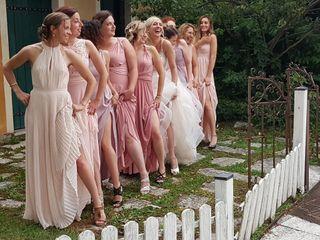 Le nozze di Silvia e Romain 2