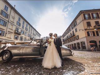 Le nozze di Maud  e Sergio