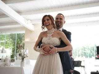 Le nozze di Sabino e Viviana 1