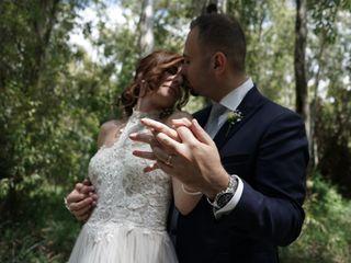 Le nozze di Sabino e Viviana
