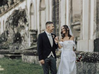 Le nozze di Gloria e Francesco