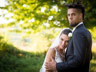 Le nozze di Elisa e Daniel