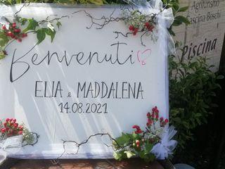 Le nozze di Elia e Maddalena 1