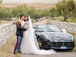 Le nozze di Rossana e Giovanni