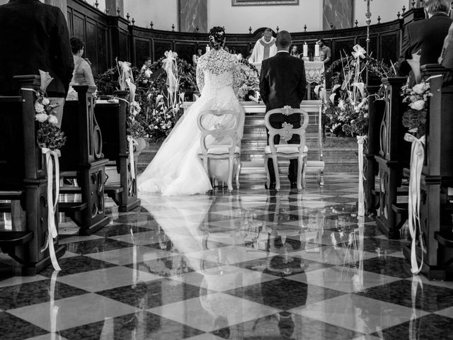 Il matrimonio di Marco e Maddalena a Peschiera del Garda, Verona 19