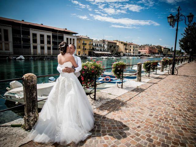 Il matrimonio di Marco e Maddalena a Peschiera del Garda, Verona 28