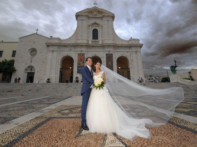 Il matrimonio di Fabrizio e Sveva a Cagliari, Cagliari 2