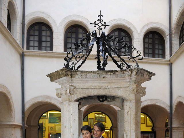 Il matrimonio di Fabrizio e Sveva a Cagliari, Cagliari 14