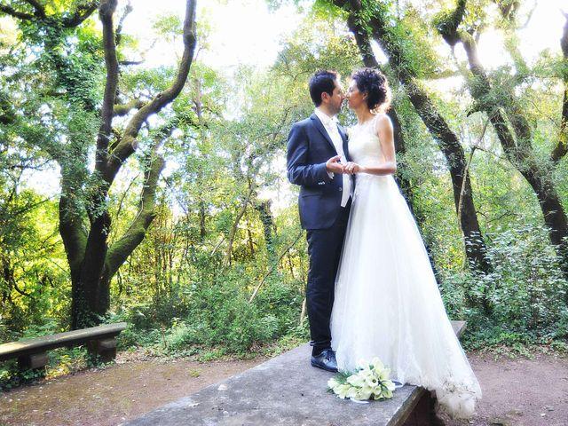 Il matrimonio di Simone e Stefania a Pieve a Nievole, Pistoia 1
