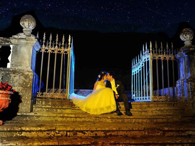Il matrimonio di Simone e Stefania a Pieve a Nievole, Pistoia 2