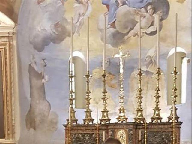 Il matrimonio di Massimo e Angelica a Ceri, Roma 5