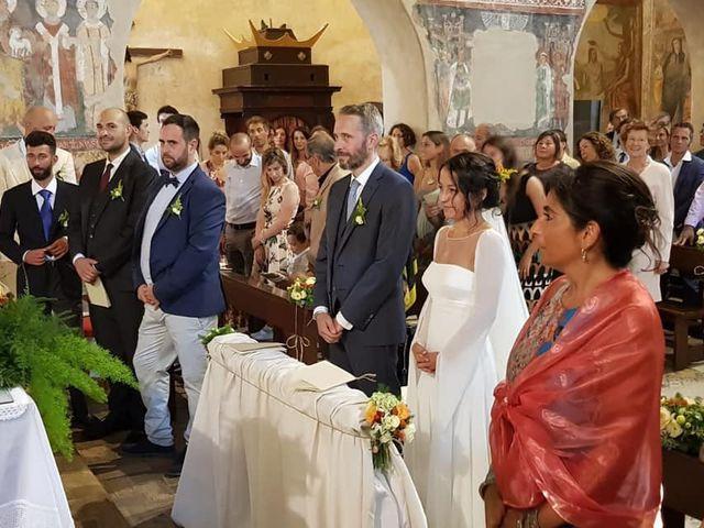 Il matrimonio di Massimo e Angelica a Ceri, Roma 10