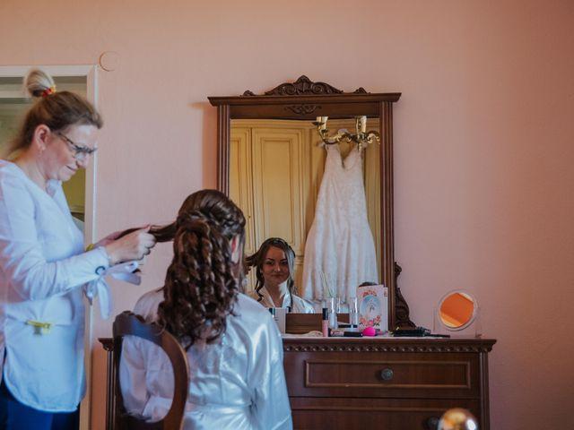 Il matrimonio di Dumitru e Iuliana a Chiusdino, Siena 4