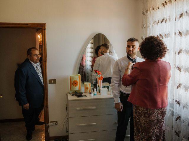 Il matrimonio di Dumitru e Iuliana a Chiusdino, Siena 6