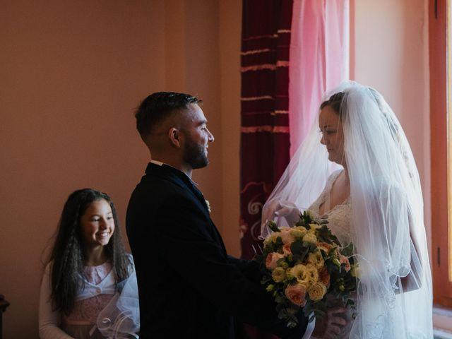 Il matrimonio di Dumitru e Iuliana a Chiusdino, Siena 11
