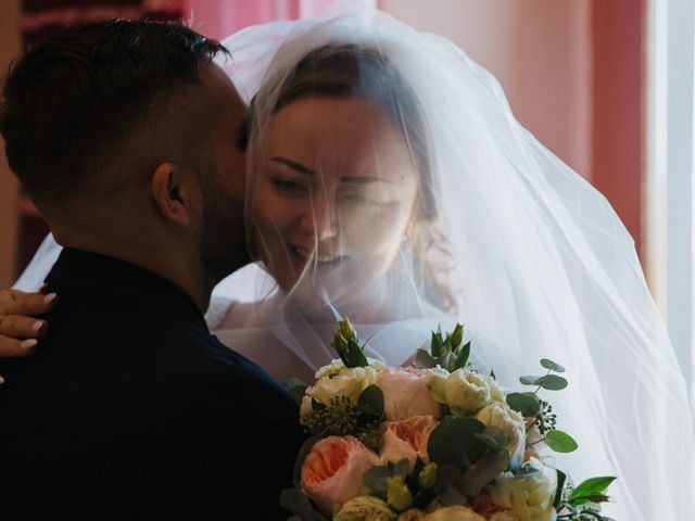 Il matrimonio di Dumitru e Iuliana a Chiusdino, Siena 12