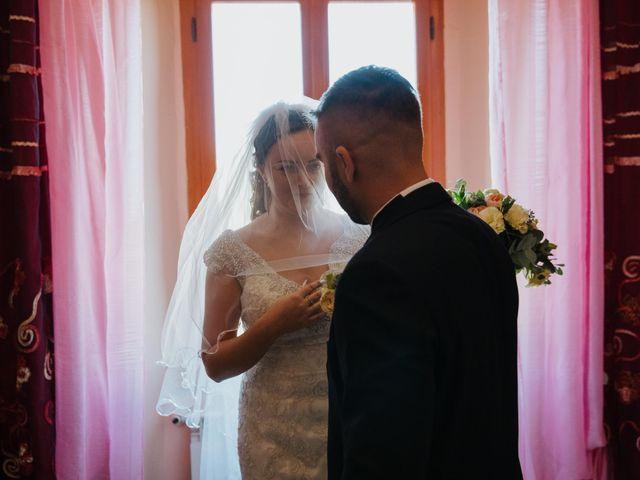 Il matrimonio di Dumitru e Iuliana a Chiusdino, Siena 13