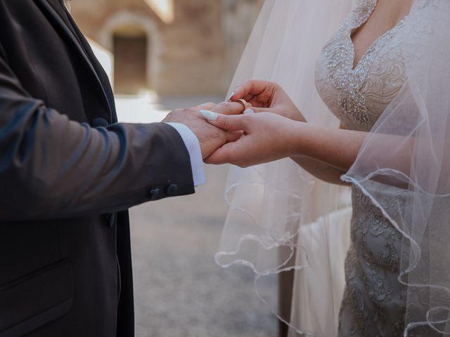 Il matrimonio di Dumitru e Iuliana a Chiusdino, Siena 25