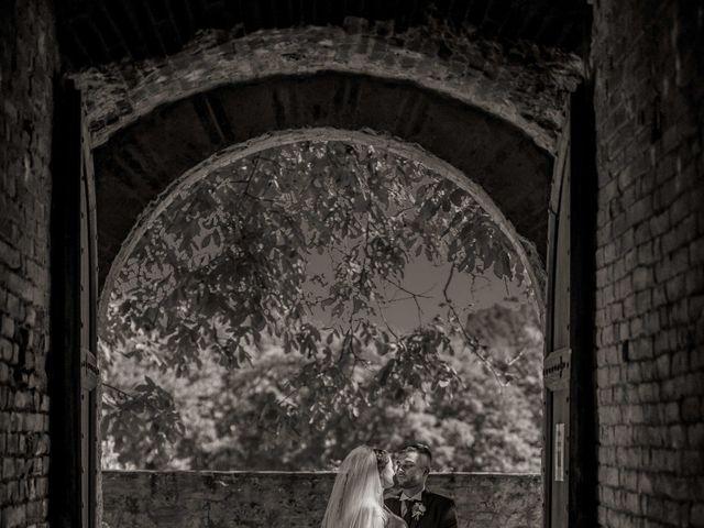 Il matrimonio di Dumitru e Iuliana a Chiusdino, Siena 41