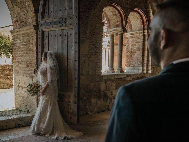 Il matrimonio di Dumitru e Iuliana a Chiusdino, Siena 44
