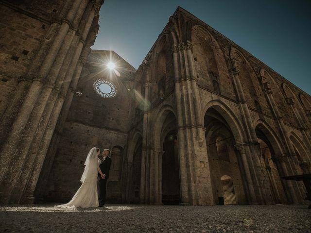 le nozze di Iuliana e Dumitru