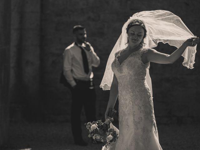 Il matrimonio di Dumitru e Iuliana a Chiusdino, Siena 48