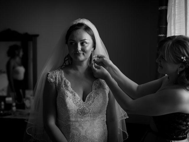 Il matrimonio di Dumitru e Iuliana a Chiusdino, Siena 53