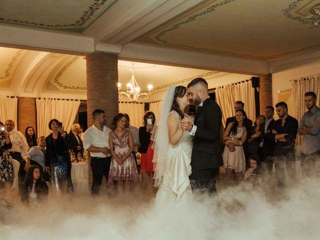 Il matrimonio di Dumitru e Iuliana a Chiusdino, Siena 61