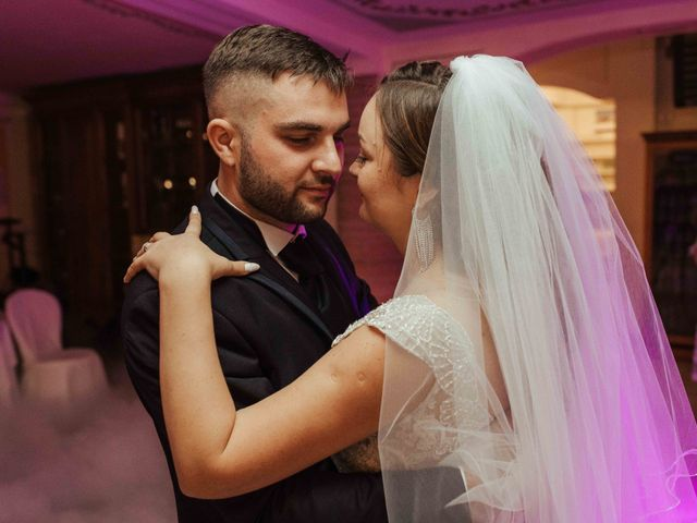 Il matrimonio di Dumitru e Iuliana a Chiusdino, Siena 62