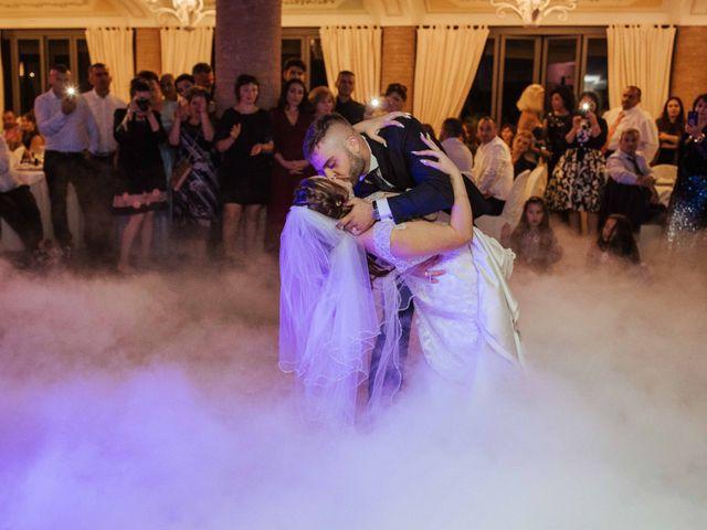 Il matrimonio di Dumitru e Iuliana a Chiusdino, Siena 63