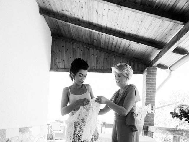 Il matrimonio di Jonathan e Chiara a Alcamo, Trapani 10