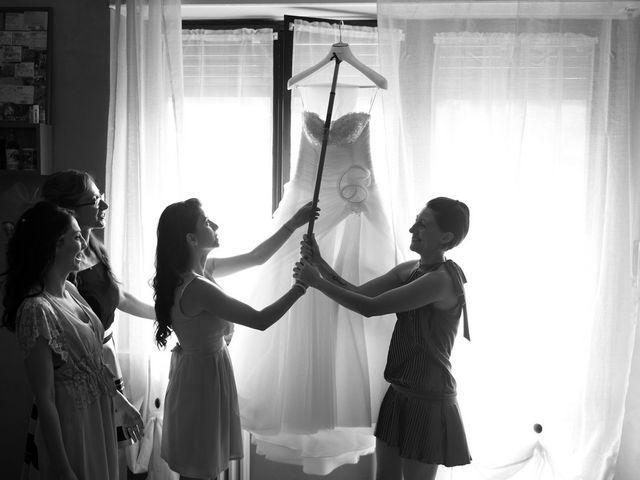 Il matrimonio di Giuseppe e Francesca a Moncalieri, Torino 2