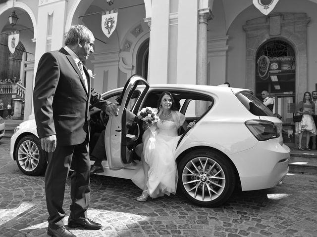 Il matrimonio di Giuseppe e Francesca a Moncalieri, Torino 9