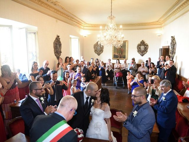 Il matrimonio di Giuseppe e Francesca a Moncalieri, Torino 11