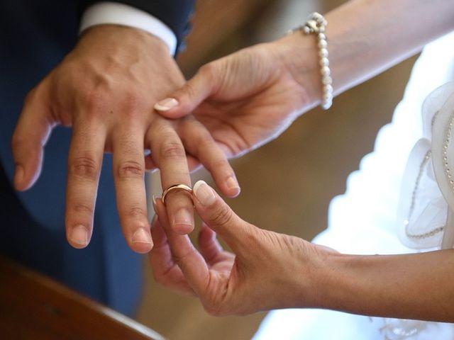 Il matrimonio di Giuseppe e Francesca a Moncalieri, Torino 12